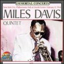 Miles Quintet Davis - Immortal Concerts-Live in New