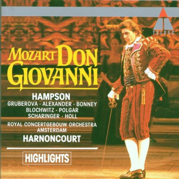 Harnoncourt - Mozart: Don Giovanni (Highlights)