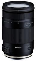 Tamron 18-400 mm F3.5-6.3 Di HLD VC II 72 mm Objetivo (Montura Canon EF) negro
