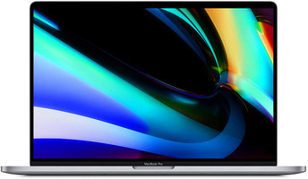 "Apple MacBook Pro mit Touch Bar und Touch ID 16"" (True Tone Retina Display) 2.3 GHz Intel Core i9 16 GB RAM 1 TB SSD [Late 2019, englisches Tastaturlayout, QWERTY] space grau"