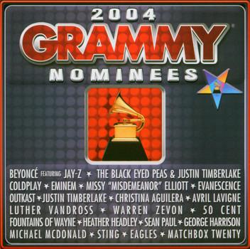Various - Grammy Nominees 2004