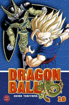 Dragon Ball - Sammelband-Edition 18 - Akira Toriyama