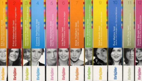 Elke Heidenreich - Starke Stimmen. Starke Frauen lesen ausgewählte Literatur. Brigitte Hörbuch Edition Box