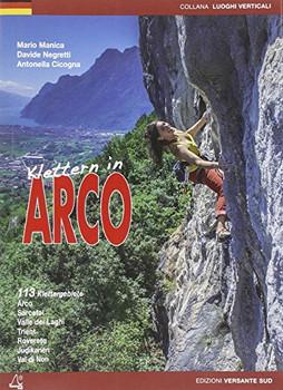 Klettern in Arco - Manica, Mario