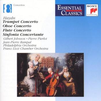 Rampal - Essential Classics - Haydn (Bläserkonzerte)