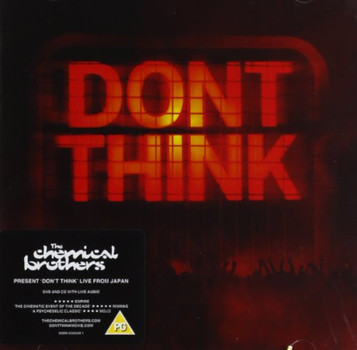 the Chemical Brothers - Don T Think [+Bonus Dvd]