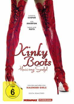 Kinky Boots - Man[n] trägt Stiefel [Digital Remastered]