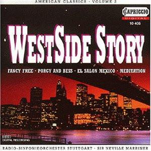 Marriner - West Side Story