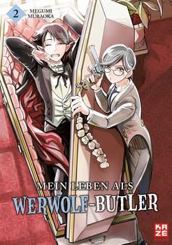 Mein Leben als Werwolf-Butler 02 - Megumi Muraoka  [Taschenbuch]