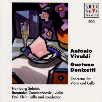 Emil Klein - Concertos By Vivaldi / Donizetti