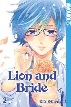 Lion and Bride 02 - Mika Sakurano  [Taschenbuch]