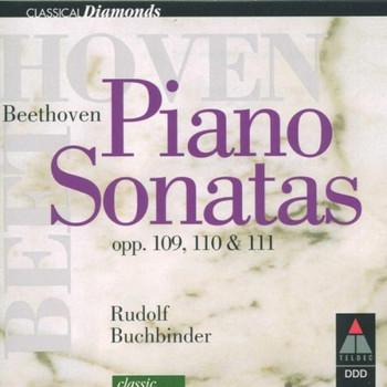 Rudolf Buchbinder - Klaviersonat.30-32