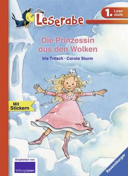 Die Prinzessin aus den Wolken - Iris Tritsch  [Gebundene Ausgabe]