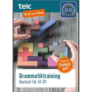 Grammatiktraining. Deutsch für A1-B1 - Ines Hälbig  [Taschenbuch]