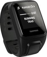 TomTom Spark Music (bracelet fin) noir