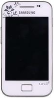 Samsung S5830i Galaxy Ace [LáFleur Edition] blanco