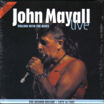 John Mayall - Rolling With the Blues,the Sec