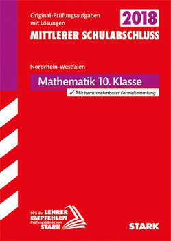 Original-Prüfungen Mittlerer Schulabschluss - Mathematik - NRW [Taschenbuch]