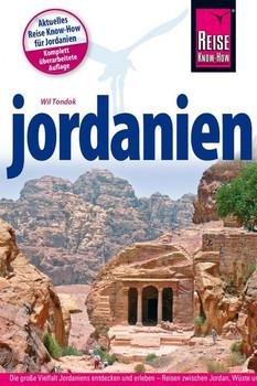 Reise Know-How Reiseführer Jordanien - Wil Tondok  [Taschenbuch]