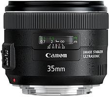 Canon EF 35 mm F2.0 IS USM 67 mm Objetivo (Montura Canon EF) negro