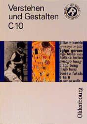 Verstehen und Gestalten. Ausgabe C. Für Berlin, Brandenburg, Bremen, Hamburg, Hessen, Niedersachsen und Sachsen-Anhalt. Sprachbuch für Gymnasien: ... Bd.10, 10. Schuljahr: BD C10 - RSR