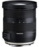 Tamron 17-35 mm F2.8-4.0 Di OSD 77 mm Objetivo (Montura Canon EF) negro