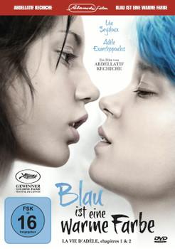 Blau ist eine warme Farbe - La vie d'Adèle [Kapitel 1 & 2]