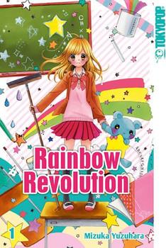 Rainbow Revolution: Band 1 - Mizuka Yuzuhara [Taschenbuch]