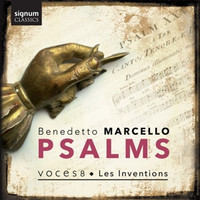 Voces 8/Les Inventions - Psalms-Aus Estro Poetico-Armonico