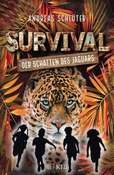 Survival – Der Schatten des Jaguars - Andreas Schlüter  [Gebundene Ausgabe]