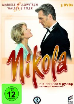 Nikola - Die Episoden 97-109 [3 Discs]