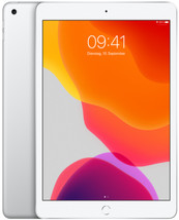 """Apple iPad 10,2"""" 128GB [wifi, model 2019] zilver"""