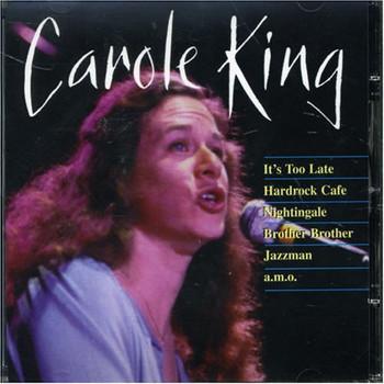 Carole King - Hardrock Cafe
