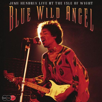 Jimi Hendrix - Blue Wild Angel (Sound & Vision)