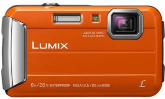 Panasonic Lumix DMC-FT30 orange