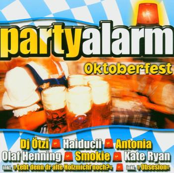 Various - Partyalarm Oktoberfest