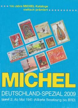 Michel Deutschland-Spezial-Katalog 2009. Band 2