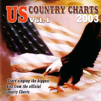Various - Us Country Charts 2003-1