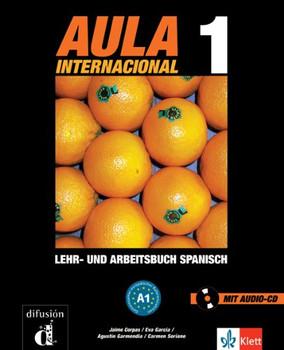 Aula 1. Lehr- und Arbeitsbuch: BD 1 - Roberto Caston