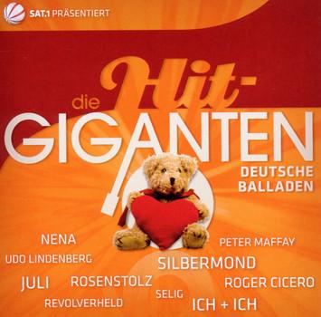 Various - Die Hit Giganten-Deutsche Balladen