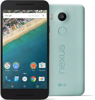 LG Google Nexus 5X 16GB azul