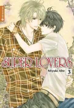 Super Lovers 03 - Abe Miyuki  [Taschenbuch]