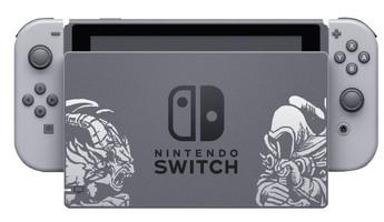 Nintendo Switch 32 GB [Diablo III Limited Edition incl. Controller grigio/grigio, senza Software] grigio