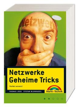 Netzwerke. Geheime Tricks. Perfekt vernetzt! - Thomas Joos
