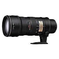 Nikon AF-S NIKKOR 70-200 mm F2.8 ED G IF VR 77 mm filter (geschikt voor Nikon F) zwart
