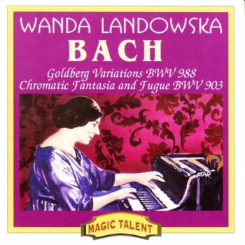 Wanda Landowska - Goldberg Variationen/Chromatic