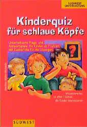 Kinderquiz für schlaue Köpfe - Matthias Müller-Michaelis