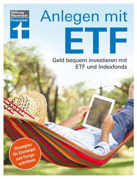 Anlegen mit ETF. Geld bequem investieren mit ETF und Indexfonds - Brigitte Wallstabe-Watermann  [Taschenbuch]
