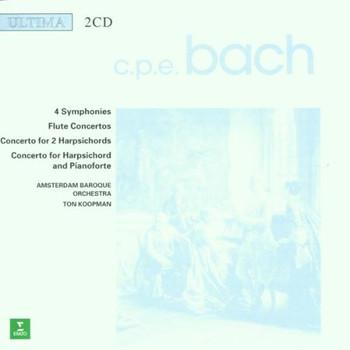 Mathot - 4 Sinfonien,Flute Concer