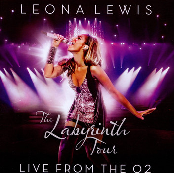 Leona Lewis - The Labyrinth Tour - Live From The O2 (CD+DVD)